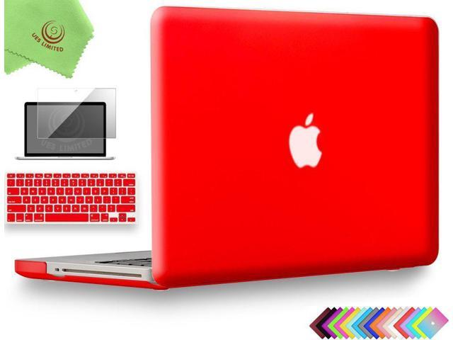 UESWILL 3in1 Smooth Soft-Touch Matte Hard Shell Case Cover for MacBook Pro  15
