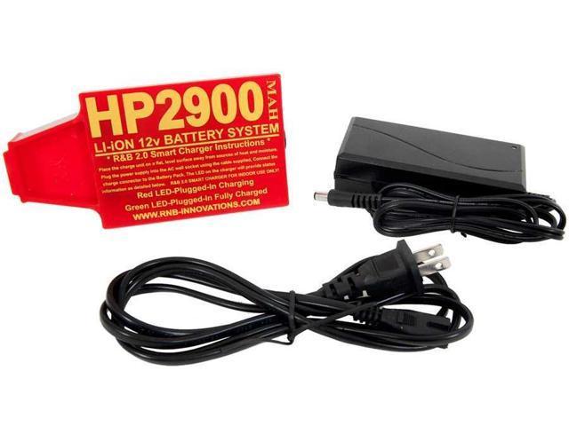RNB Innovations LI-ION HP 12V Rechargeable Battery System - Newegg com