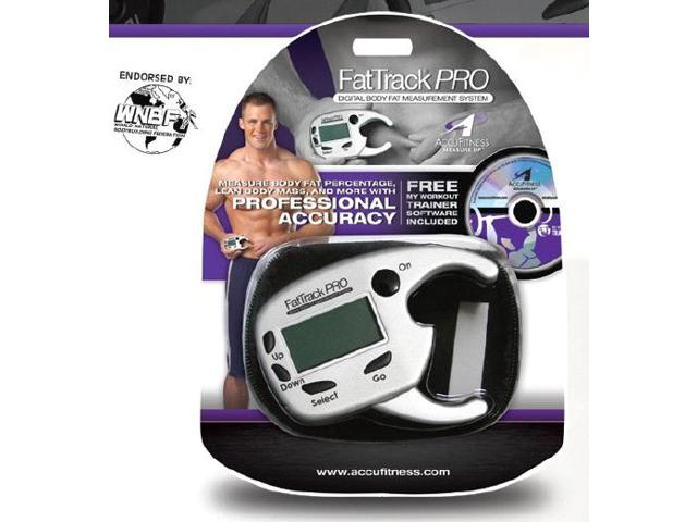 FatTrack Pro Digital Body Fat Caliper Measurement System - Newegg com