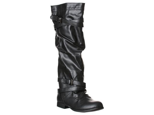 3161c3cf09ac Madden Girl by Steve Madden Women s Andris Knee-High Boots