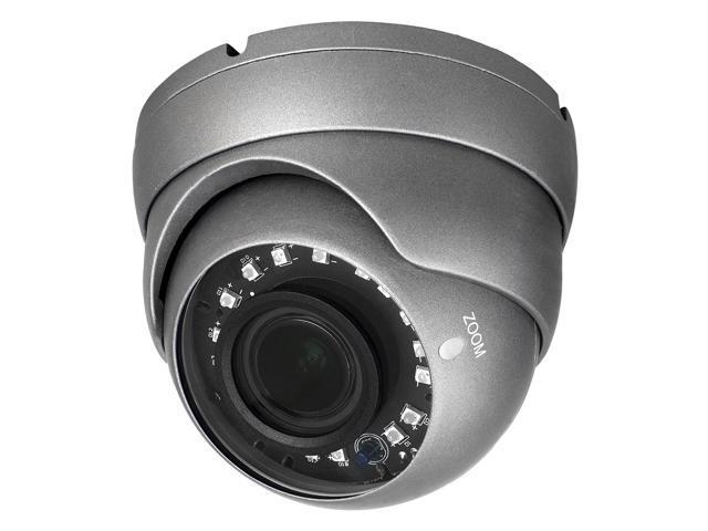 HD AHD 1080P Dome Camera 2.4MP Sony CMOS 2.8-12mm Varifocal OSD 42 LED/'s Outdoor