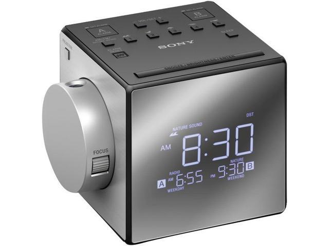 sony icfc1pj sony clock radio 0 1 w rms mono 2 x alarm am rh newegg com sony clock radio manual icf-c1 sony clock radio manual user manuals
