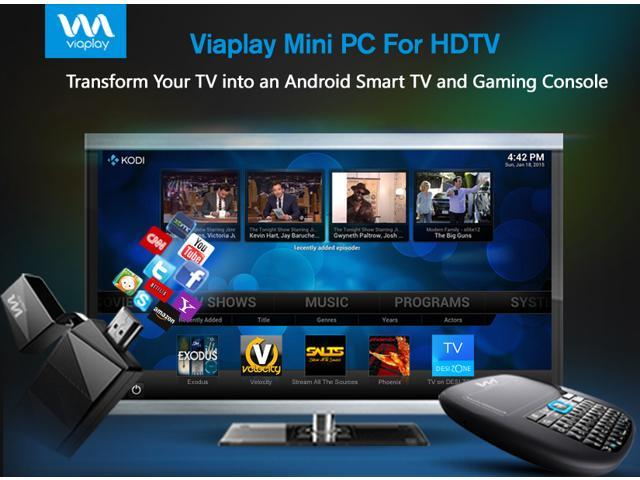Viaplay via tv t1h1 android mini pc smart tv stick dongle box dual viaplay via tv t1h1 android mini pc smart tv stick dongle box dual core cortex publicscrutiny Image collections