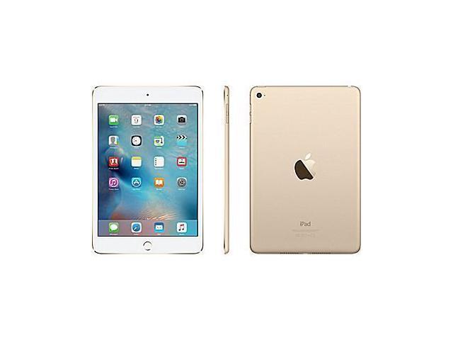 Used - Very Good: Apple iPad Mini 4 MK9J2LL/A (64GB, Wi-Fi, Gold) -  Newegg com