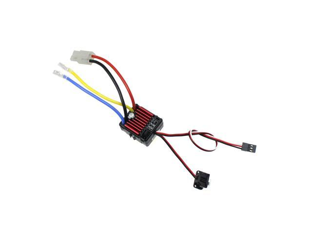 Hobbywing QuicRun 1625 Brushed ESC Electronic Speed Controller ESC For 1:10  / 1:18 1:16 RC Car - Newegg com