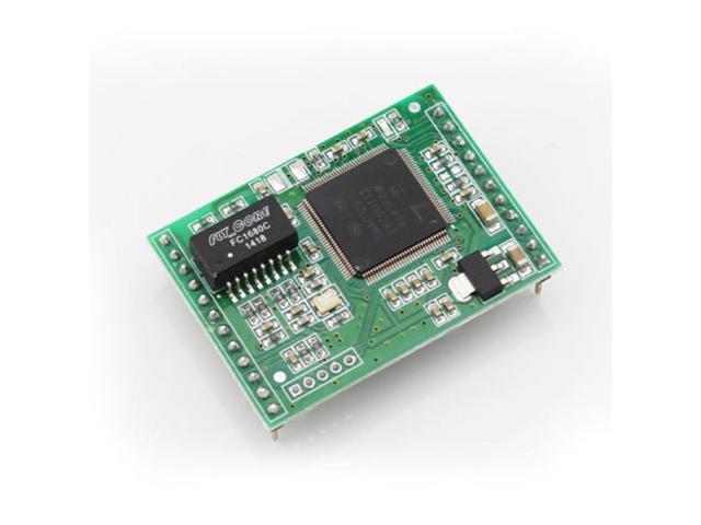 UART TTL to Ethernet//TCPIP USR-TCP232-ED2 Triple Serial Device Server