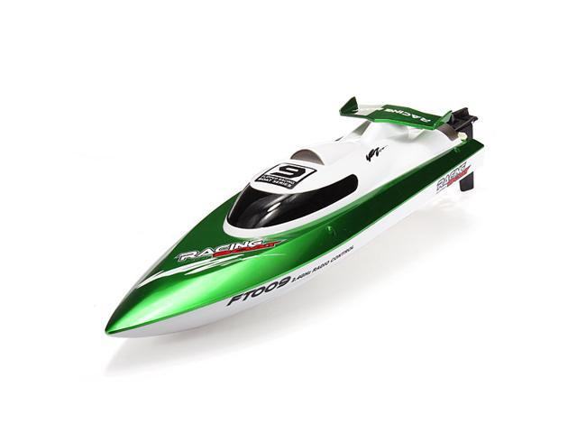 Ft009 2 4g 4ch High Speed Racing Flipped Rc Boat Electric Remote Control Speedboat Water Cooling Motor System 35kmh