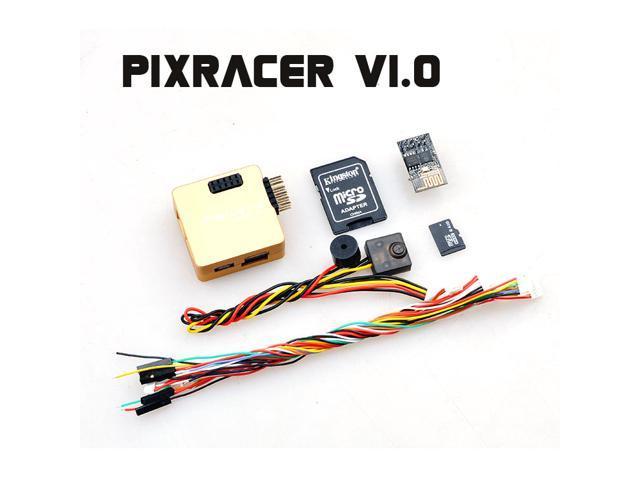 Mini Pixracer Autopilot Xracer FMU V4 V1 0 PX4 Flight Controller Board for  DIY FPV Drone 250 RC Quadcopter Multicopter Golden Color - Newegg com