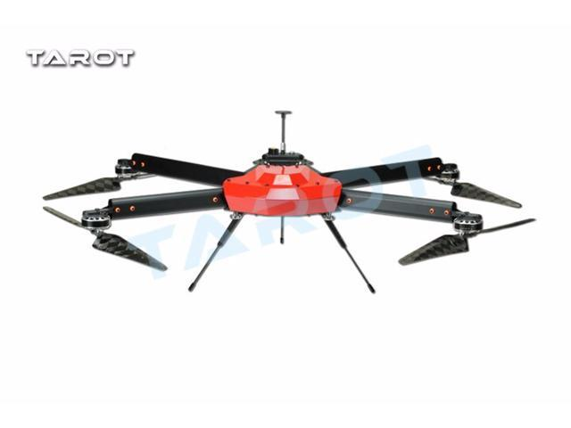 Tarot Peeper I Drone 750mm FPV Quadcopter Frame 4 Axis UAV Phantom ...