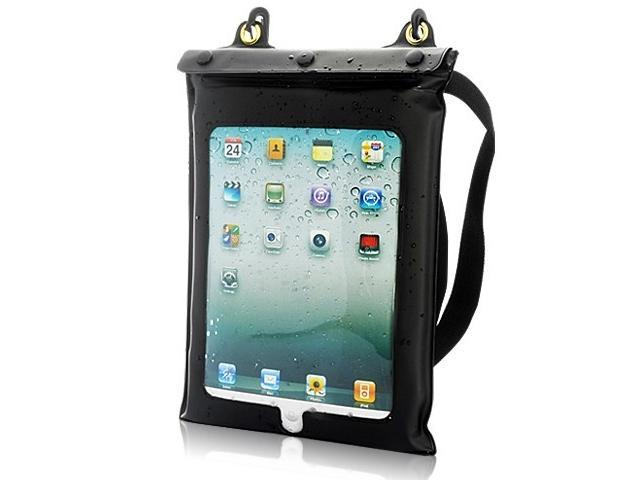 Waterproof Case and Earphones for Tablets (iPad, iPad 2, Android Tablet PC)  - Newegg com