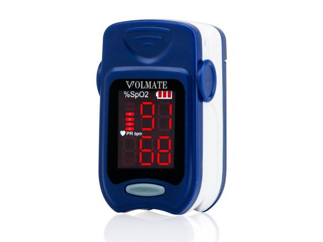 Fingertip Pulse Oximeter - FDA and CE Approved Portable SpO2 and Pulse Rate  Monitor (Accurate Medical Model FS10A) - Newegg com