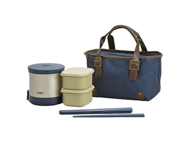 Thermos Thermal Insulated Lunch Box DBW-361 Keep Warm Bento (japan import)  - Newegg com