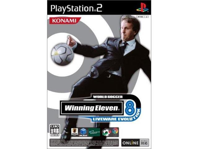 Winning Eleven 8 Liveware Evolution [Japan Import] - Newegg com