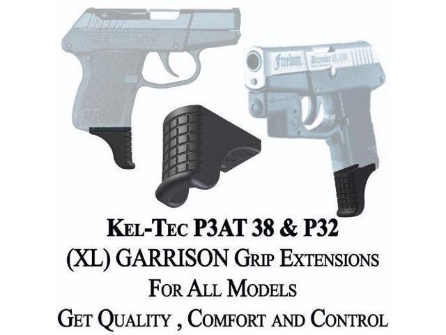 2 Pack Kel-Tec Model P3AT 380 and P32 Extra Long (XL) Extension - Newegg com