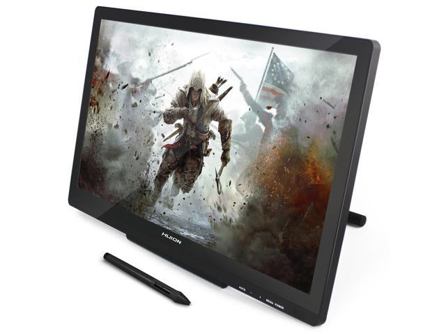 Huion KAMVAS GT-220 V2 with 8192 Pen Pressure Graphics Drawing Monitor  Tablet Monitor 21 5 Inch HD 1920x1080 Pen Display-Black - Newegg com