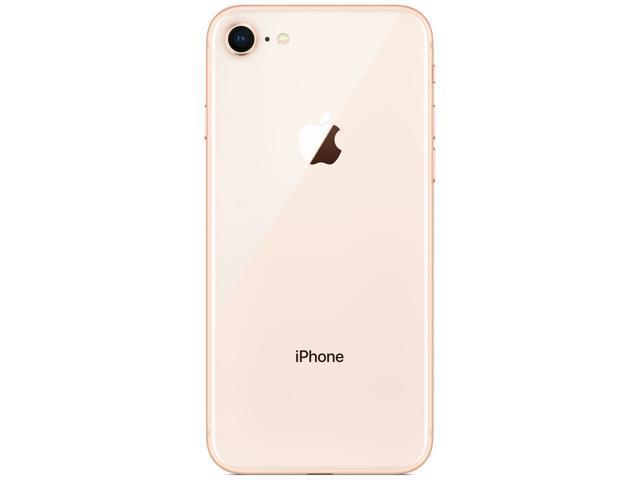 "Apple iPhone 8 64Gb Gold 4.7"" Display GSM Unlocked Smartphone"
