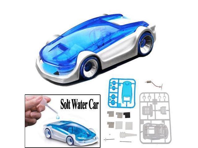 Funny Educational DIY Green Energy Salt Water Fuel Cell Power Car Toys Gift  for Kid Child Children - Newegg com