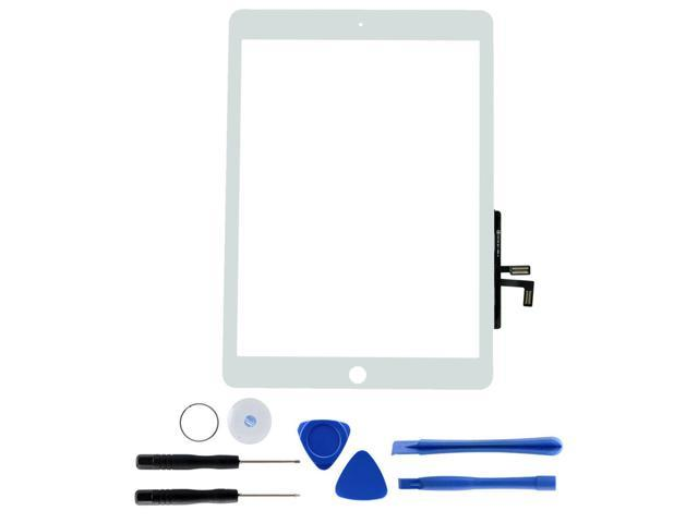 Loreso LCD Touch Screen Digitizer Replacement Apple iPad Air A1474 A1475  A1476 - MCPLCD-IPDAIR-W - White - Newegg ca