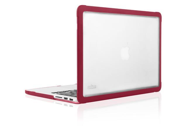 designer fashion a39f0 13f3e STM dux hardshell MacBook Pro Retina 15 inch case - Chili - Newegg.com