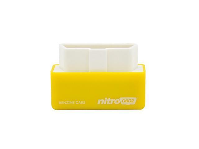 Vgate Plug and Drive NitroOBD2 Performance Chip Tuning Box for Benzine Cars  - 35% More Power, 25% More torque - Newegg com