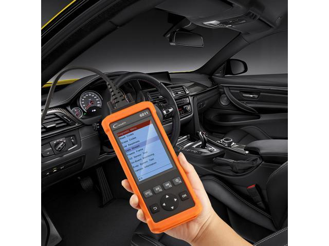 Launch CReader 6011 Code Reader OBDII/EOBD Diagnostic Scanner CR 6011 with  ABS and SRS System Diagnostic Functions CR-6011 - Newegg com