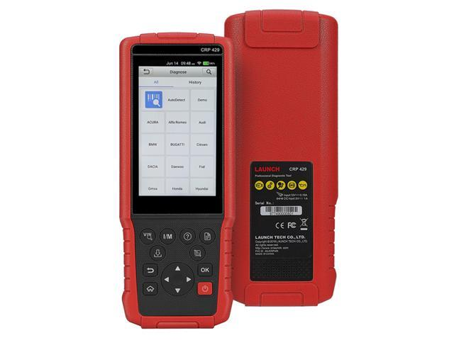 LAUNCH CRP429 OBD2 Diagnostic Scan Tool with All System Diagnoses and  Service Functions of Oil Reset, EPB, BMS, SAS, DPF, Injector Coding and  IMMO