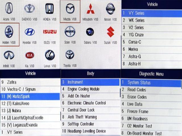Original AUTEL MaxiDiag Elite MD701 ALL System + DS + EPB + OLS Models  Diagnostic Asia vehicles Online Update - Newegg com