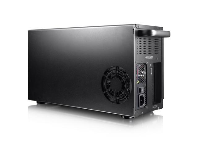 Akitio Node Thunderbolt 3 External PCIe Box for GPUs, NODE-T3IA-AKTU -  Newegg com