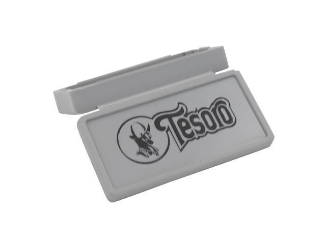 Tesoro Metal Detector Gray Macro Replacement Battery Door - Newegg com