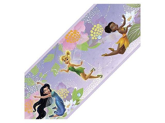 RoomMates Disney Fairies Peel & Stick Border