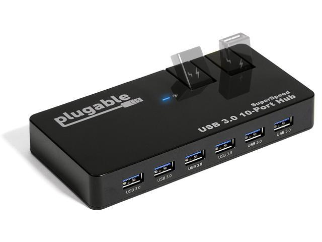 PLUGABLE USB 2.0 10 PORT HUB DESCARGAR DRIVER
