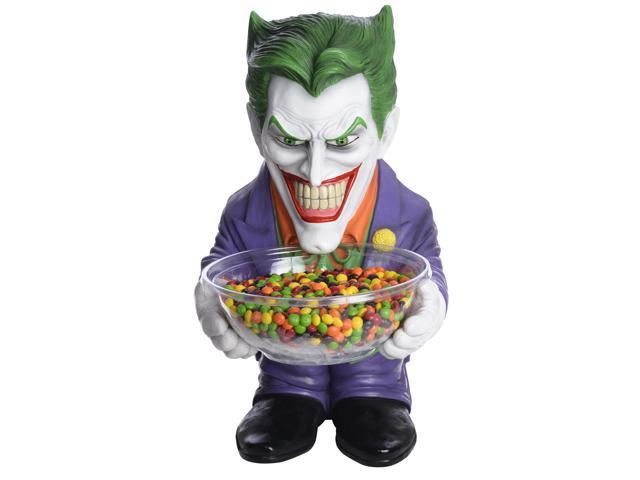 Joker Batman Halloween Party Decor Candy Holder Bowl