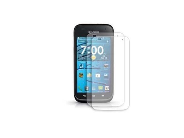 Kyocera Hydro XTRM C6721 Screen Protector - Clear, 2 Pack - Newegg com