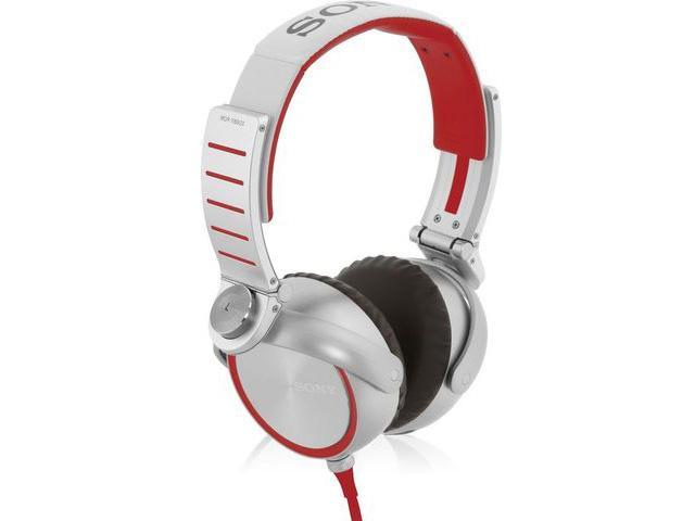 5a477e0c7d8 Sony MDR-XB920 (MDRXB920/R) Red On-Ear Extra Bass