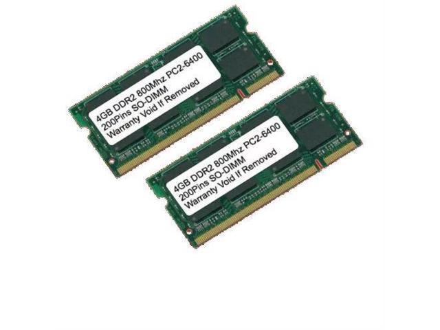 4GB 1x4gb memory RAM 4 Compaq Presario Notebook CQ56 DDR2-PC6400 SERIES A42
