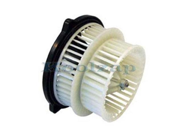 07-10 Sienna Front Heater AC A//C Condenser HVAC Blower Motor Assembly w//Fan Cage