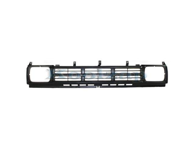Front Grill Grille Assembly NI1200120 6231086G00 For 90 92 Hardbody Pickup Truck