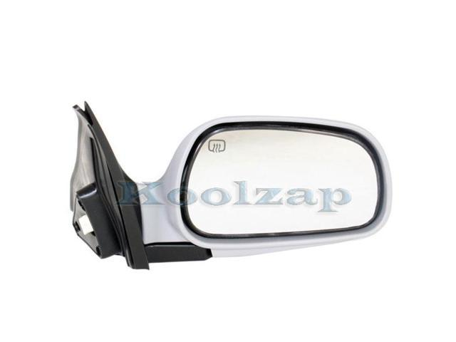 04-06 TL Power Heated with Memory Folding Rear View Mirror Right Passenger Side