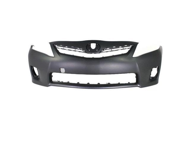 Fits; 2010 2011Toyota Camry SE Front Bumper Painted to Match TO1000355