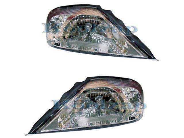 2000 2001 2002 2003 2004 2005 Mercury Sable Headlight Headlamp Front Halogen Head Light Lamp Embly