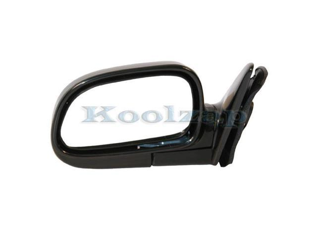 93-97 Toyota Corolla Driver Side Mirror Replacement Manual