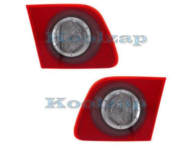 2004 2005 2006 Mazda 3 Sedan RH Right Passenger Tail Light OEM 04 05 06 Shiny