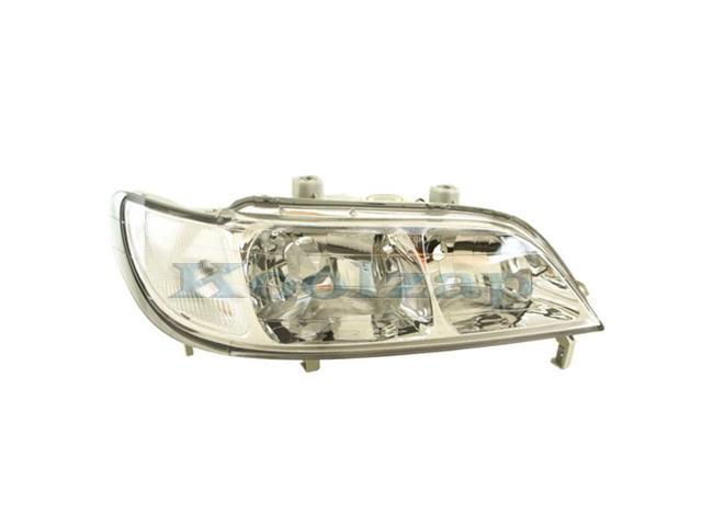 1997 1998 1999 Acura Cl Headlight Headlamp Composite Halogen Front Head Light Lamp Right Penger Side