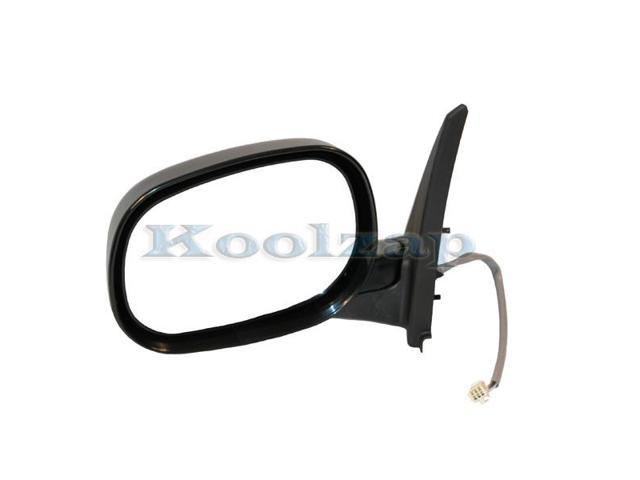 02-08 Mini Cooper S Power Heated Non-Folding Rear View Mirror Left Driver Side L