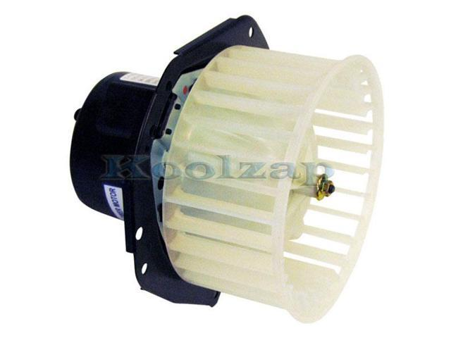 94-04 Chevy S10 Sonoma Heater AC A/C Condenser Blower Motor Assembly w/Fan  Cage - Newegg com