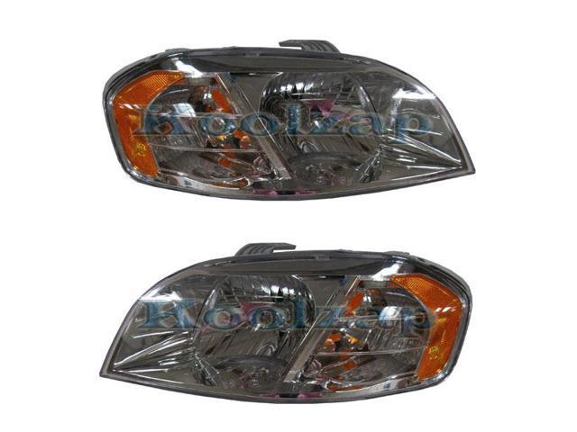 2007 2008 2009 2010 2011 Chevychevrolet Aveo 4 Door Sedan Headlight