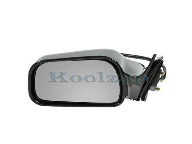 For 92-96 Camry Manual Black Non-Folding Rear View Door Mirror Right Passenger