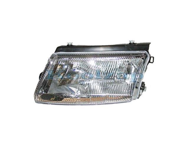 1998 1999 2000 2001 Volkswagen Vw Pat Old Style Front Halogen Headlight Headlamp Head