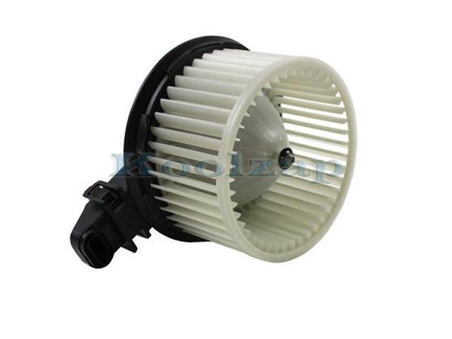 96-00 Caravan Voyager Heater AC A//C Condenser Blower Motor Assembly w//Fan Cage