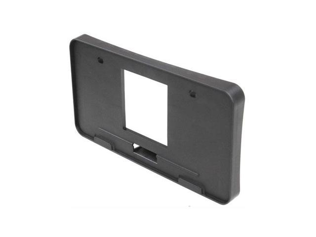 I-MATCH AUTO PARTS FRONT LICENCES PLATE BRACKET TAG HOLDER REPLACEMENT for 2005-2007 TOYOTA AVALON TO1068104 7510107010 BLACK TEXTURED